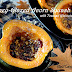 Honey-Glazed Acorn Squash with Toasted Walnuts