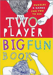 Two-Player Big Fun Book: Puzzles & Games for Two to Do!