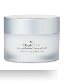 overnight renewal whitening cream