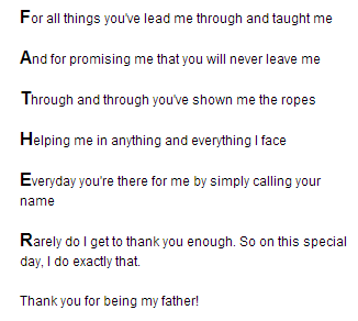 fathers day emotional letters to dad away fathers day 2013 news