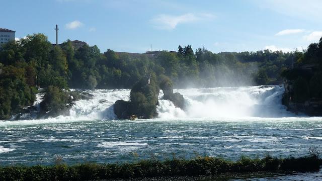 Cataratas del Rin, Rheinfall