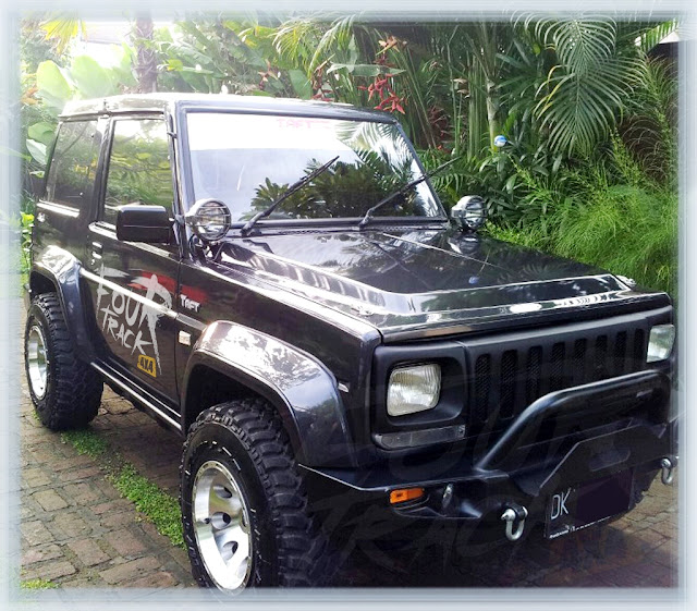 Daihatsu Taft GT (1984-1992)