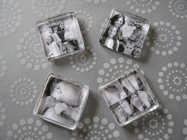 DIY Photo Pendants