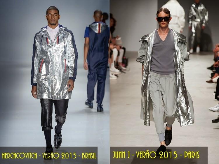 fabd1ea368898 A tecnologia em tecidos e outros recursos fazem com que o público masculino  daqui tenha o que o de lá tem e vice-versa.