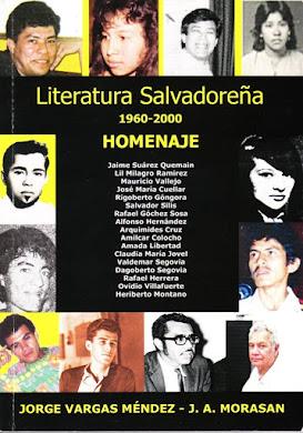 """ANDRÉ CRUCHAGA EN: """"LITERATURA SALVADOREÑA, 1960-2000"""