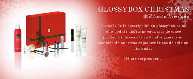 GLOSSYBOX CHRISTMAS ,EDICIÓN LIMITADA-37494-asieslamoda