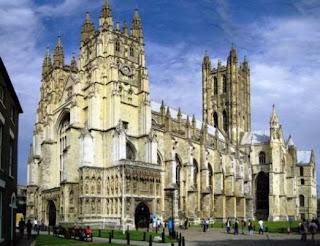 Tempat Wisata Di Inggris - Canterbury Cathedral (Katedral Canterbury)