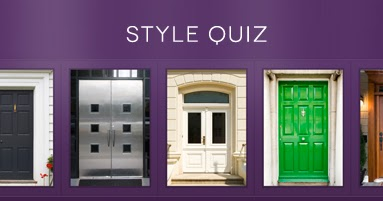 Take a decorating style quiz how about orange for Home decor quiz style