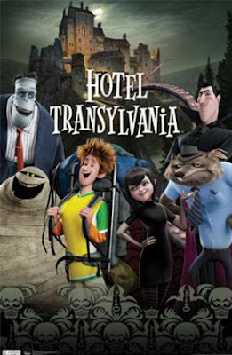 Capa - Hotel Transilvânia