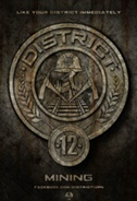 Hunger Games District 12 Seal