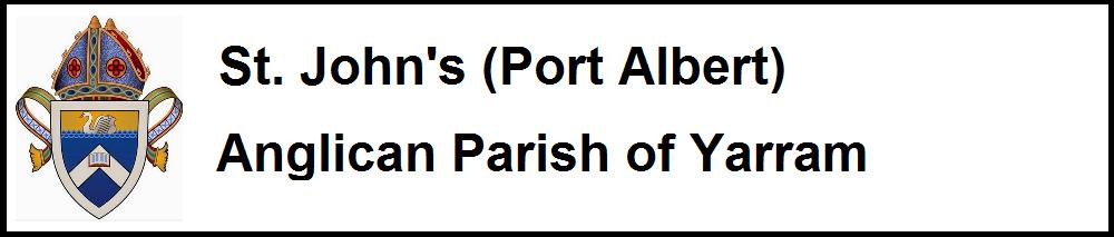 St John's Port Albert