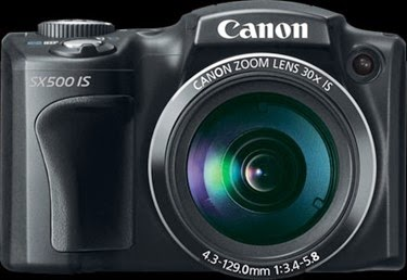 Canon PowerShot SX500 IS Camera User's Manual
