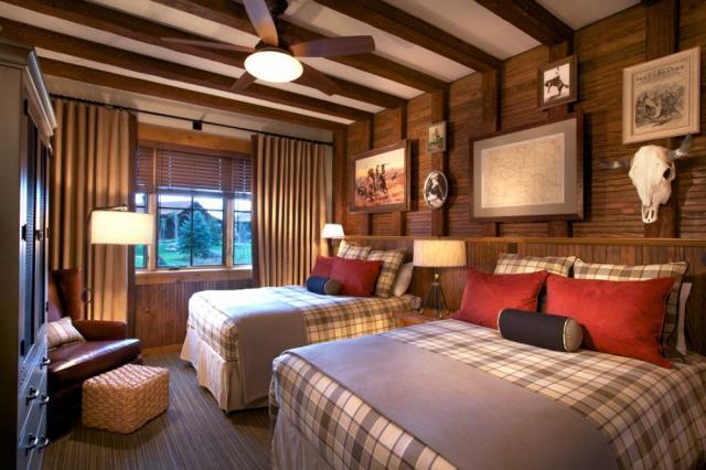 Estilo rustico dormitorios juveniles estilo rustico - Dormitorios juveniles con estilo ...
