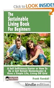 Free eBook Feature: The Sustainable Living Book For Beginners by Frank Randall