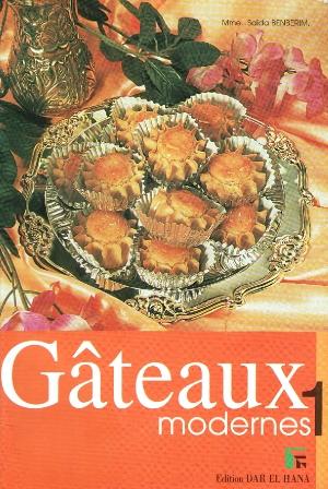 Gateaux modernes 1 - Telecharger recette de cuisine algerienne pdf ...