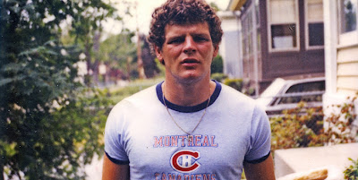 Chris Nilan Last Gladiators Montreal Canadiens