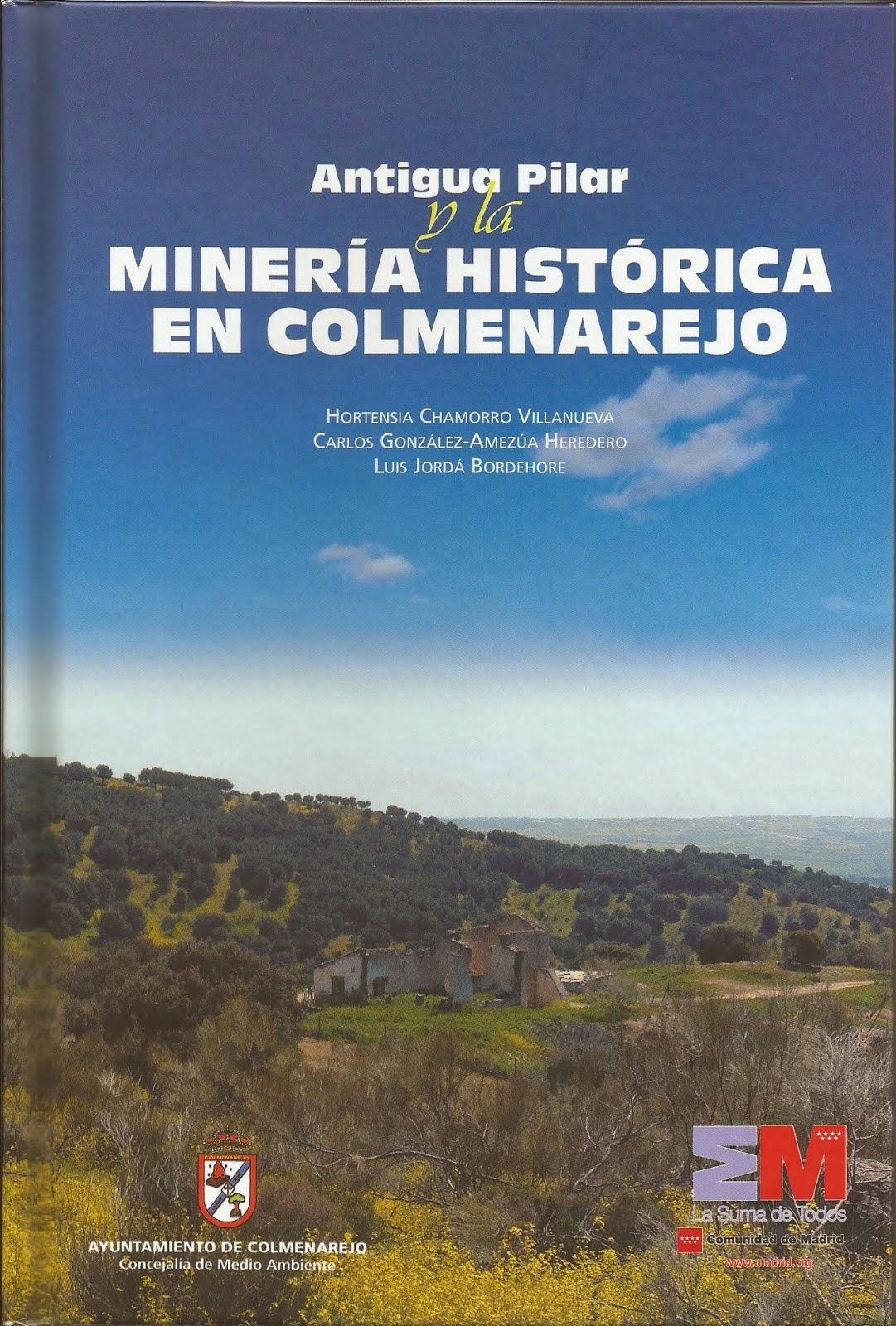 Ya a la venta: Las minas de cobre de Colmenarejo