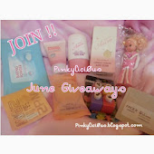 Join Pinkylici0us Giveaways