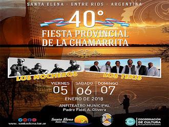 SANTA ELENA - ENTRE RIOS - 18 DE ENERO
