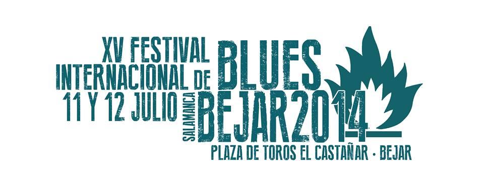 imagen anunciadora del festival internacional de blues