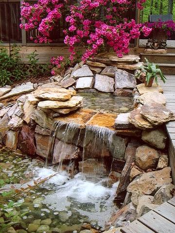 ponds for your garden. Black Bedroom Furniture Sets. Home Design Ideas