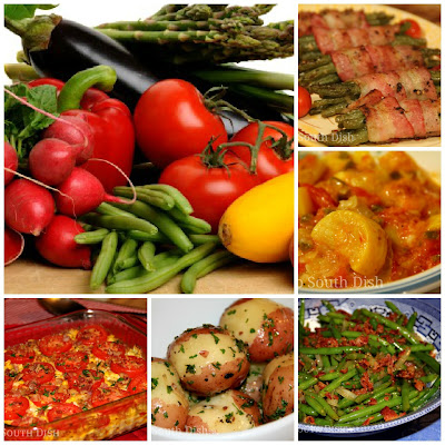 Deep south dish veggies and side dishes a great collection of southern vegetable and side dishes from deep south dish forumfinder Choice Image