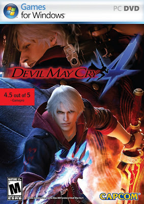 Devil May Cry 4 PC Cover