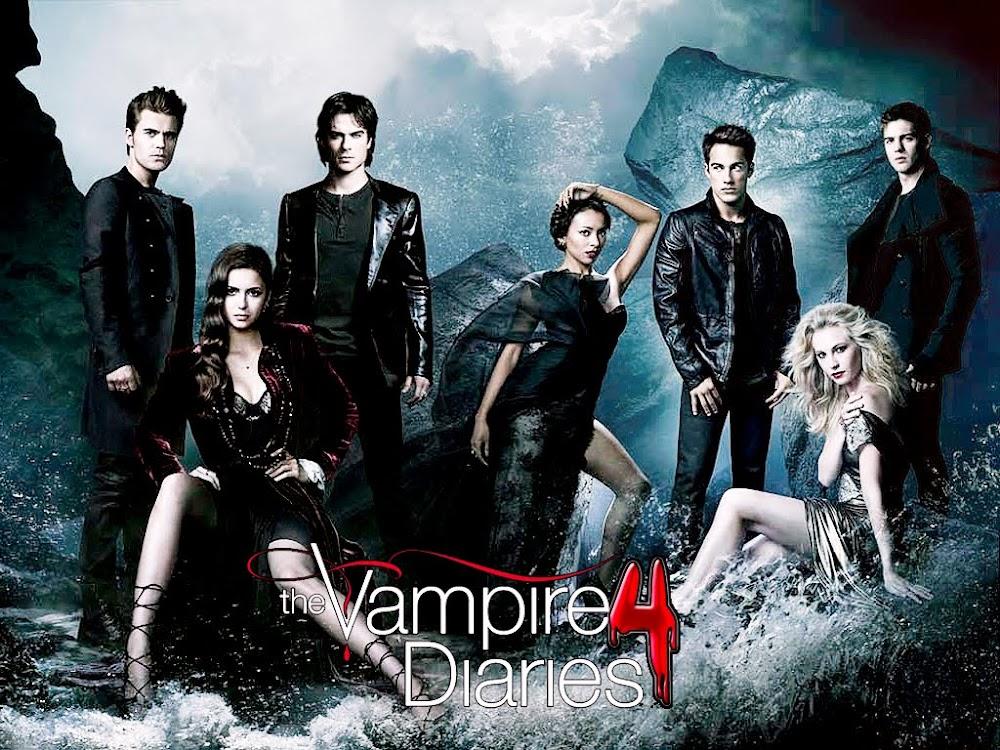 Fans de The Vampire Diaries