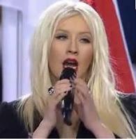 Christina Aguilera Lupa Lirik Lagu Kebangsaan - Pembukaan Super Bowl