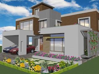 Islamabad Homes Designs Pakistan
