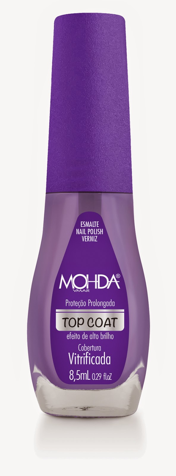 Top Coat Cobertura Vitrificada Mohda
