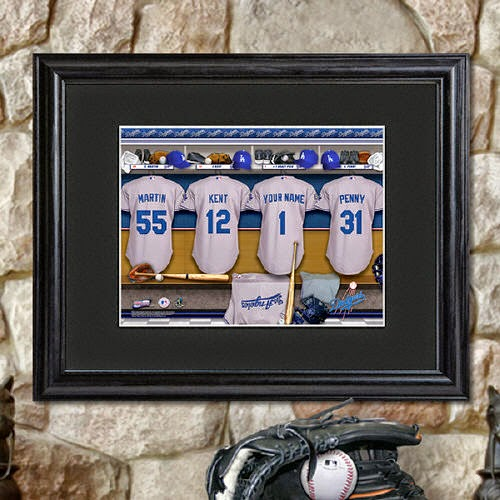 Enter to #win the Personalized MLB Clubhouse Matted Frame. Ends 11/13