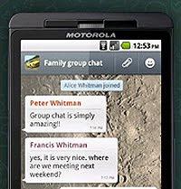 Las principales aplicaciones de mensajería para teléfonos móviles
