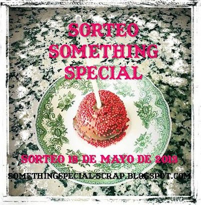 SORTEO EN SOMETHING SPECIAL