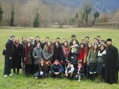"""""""ΚΑΤΑΦΥΓΗ 2014""""  συναντήσεις για νέους με υπεύθυνο τον π.Δημήτριο Αρώνη."""