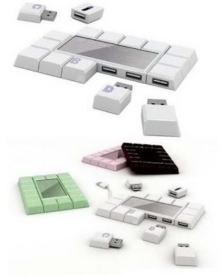 Desain Desain Usb Yang Kreatif Dan Unik [ www.BlogApaAja.com ]
