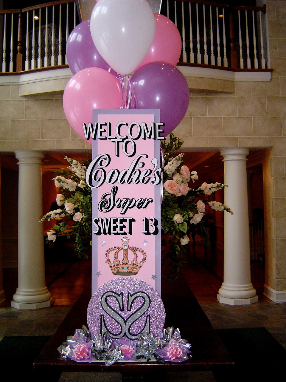 Sweet 16 themes on pinterest hollywood sweet 16 sweet for 16 birthday decoration