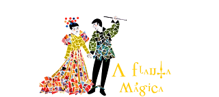 A Flauta Mágica - cartaz da ópera