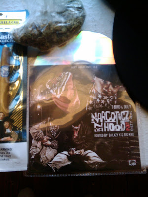 Skyy_High_(T_Bird_N_Duly)-Narcoticz_N_Da_Hood_2_Dirty_Urine-(Bootleg)-2009-H3X