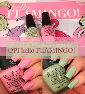 OPI Hello Flamingo