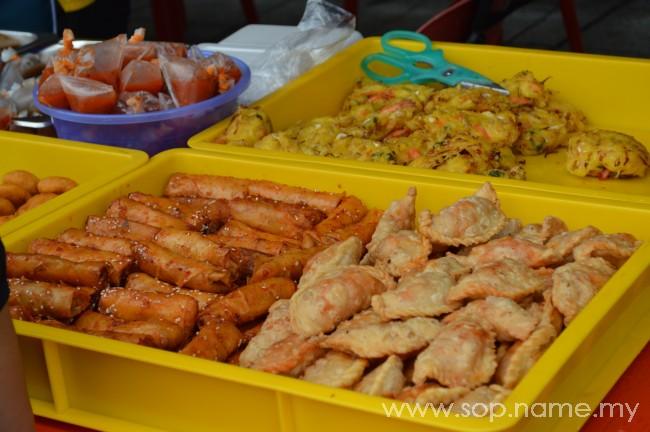 Pasar Ramadan Seksyen 1 Wangsa Maju