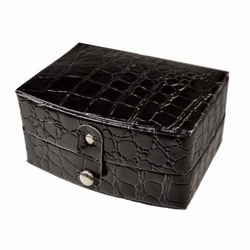 Leatherette Jewelry Box