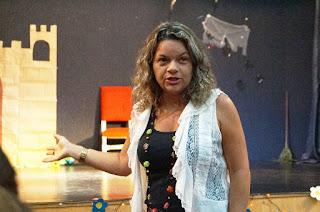 Adriana Vital Santana, coordenadora da Educação do Campo e Diversidade da SME, explica a importância de se abordar esses temas nas escolas