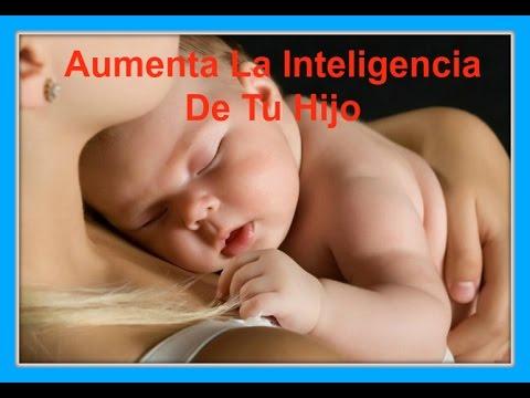 ¿Quieres contribuir a Aumentar la Inteligencia de tu Hijo con el programa de Estimulación Temprana?