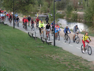 8 rutas en bicicleta