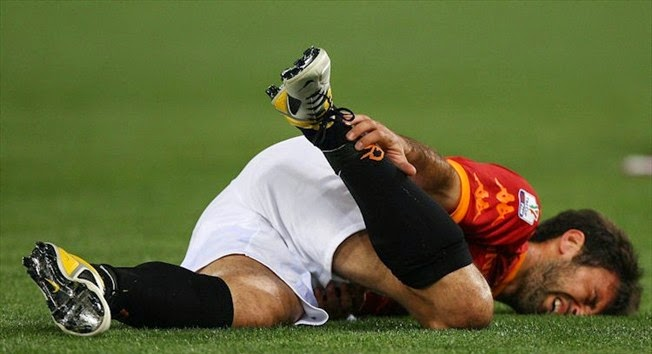 Ankle Sprain Soccer