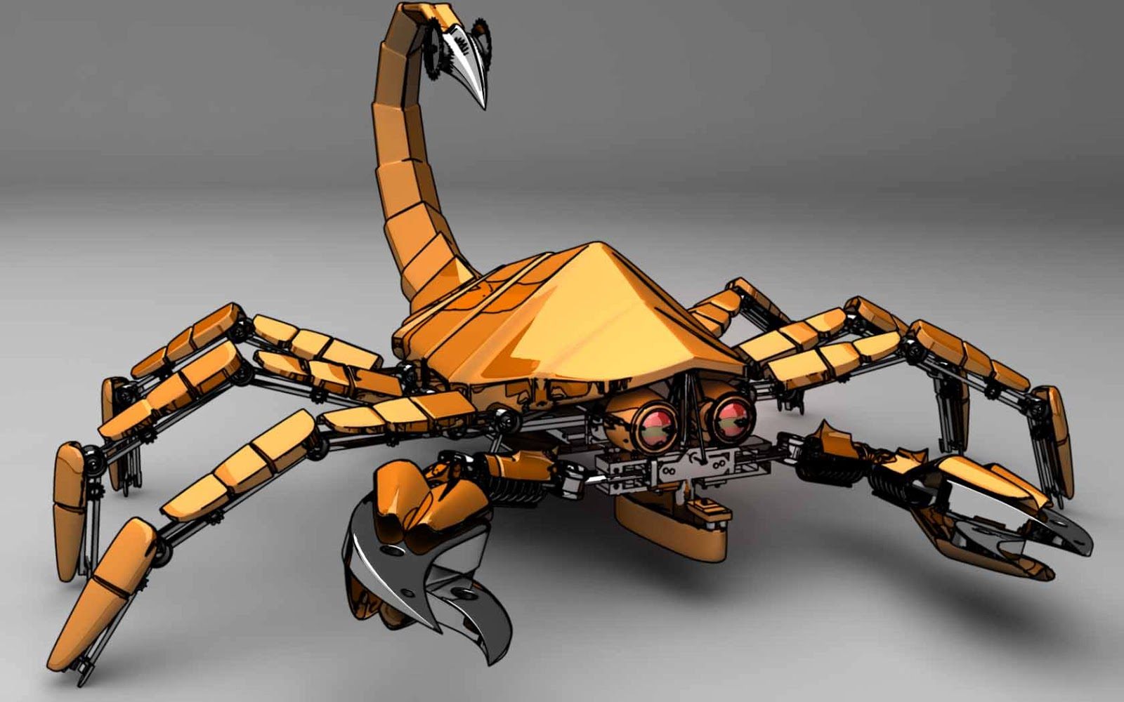 Scorpion Robot HD Wallpapers