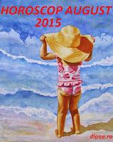 Aspecte astrologice în horoscopul august 2015
