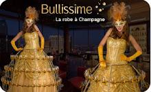 Robe à Champagne BULLISSIME