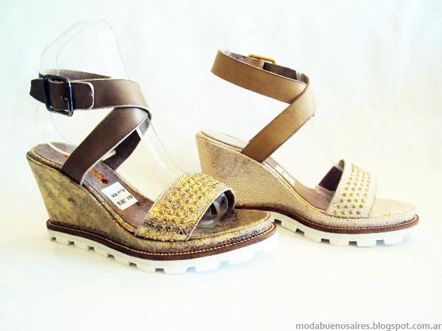 Sandalias verano 2015 Avance Collection. Sandalias de moda primavera verano 2015.